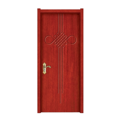 Chinese-style wooden flush door