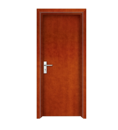 Simplicity wooden flush door