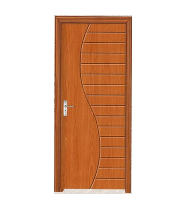 S-type lines of PVC door