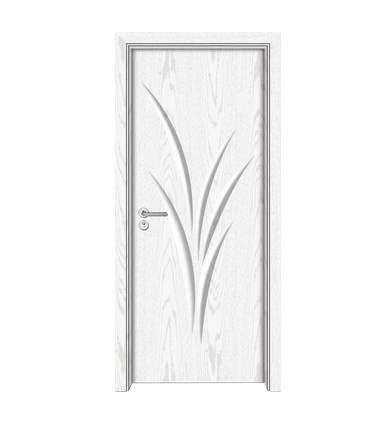 Plant patterns PVC Door