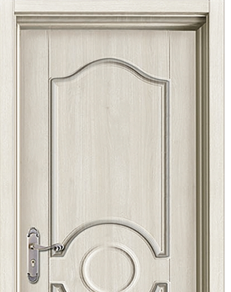 Fashion patterns panel PVC door