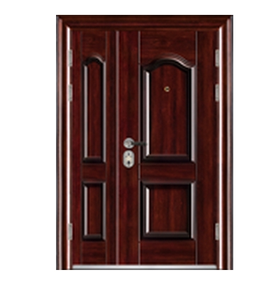 Classic Series widening steel double leaf door
