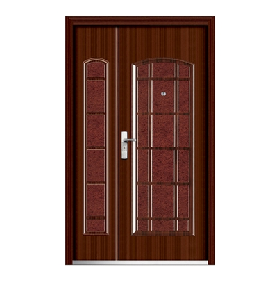 case grain series widening steel security door