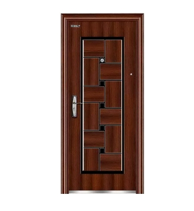 Popular series steel front door
