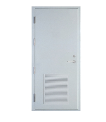 Multipurpose Louver steel security door