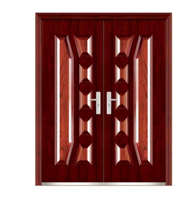 Classic Series steel double leaf door