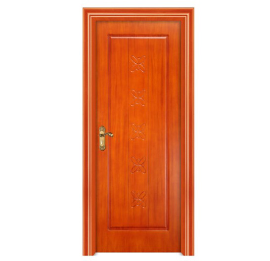 Personality patterns wood plastic WPC door
