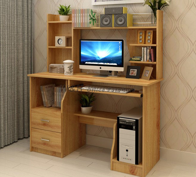 Multi-purpose home office computer desk