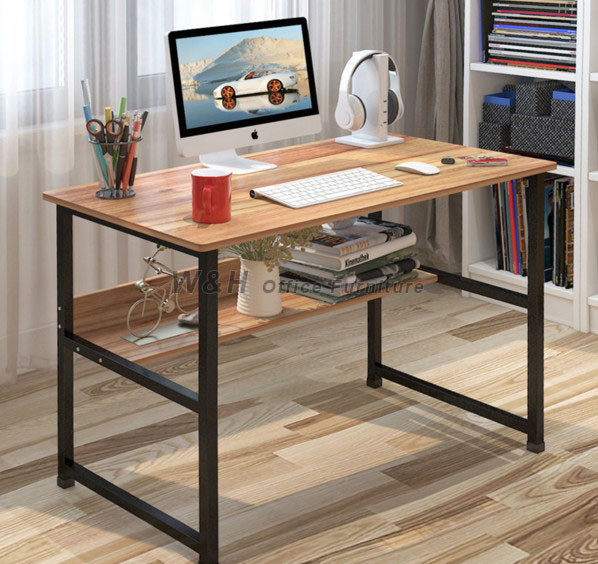Minimalist modern home office computer desk