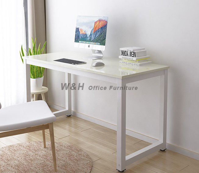 Minimalist modern home office computer table