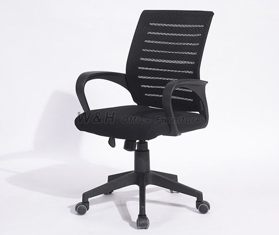 Classic mesh cloth office swivel chair