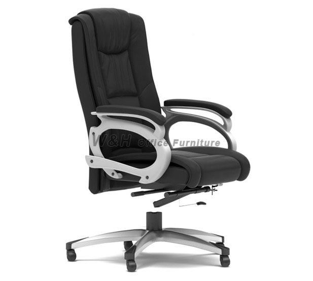 Multi-functional boss's office swivel chair