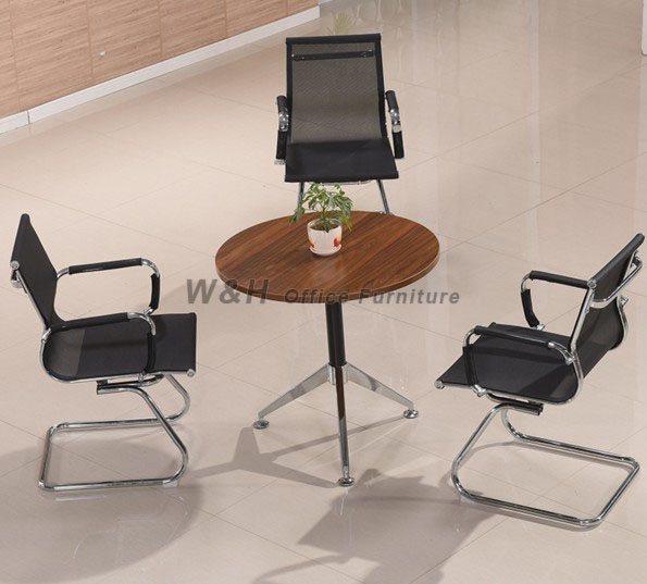 Minimalist Small Round Conference Table Coffee Table - Small round meeting table