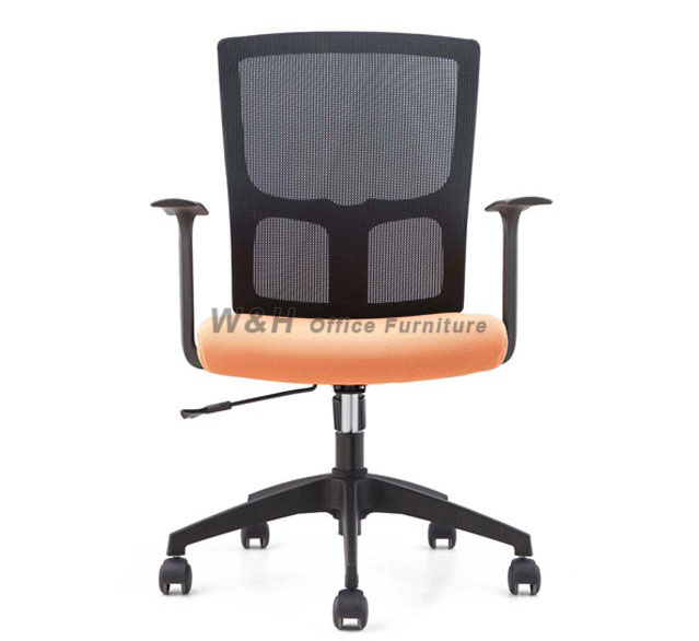 Mesh cloth fashion swivel chair