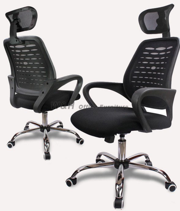 Lengthen ergonomic office swivel chair