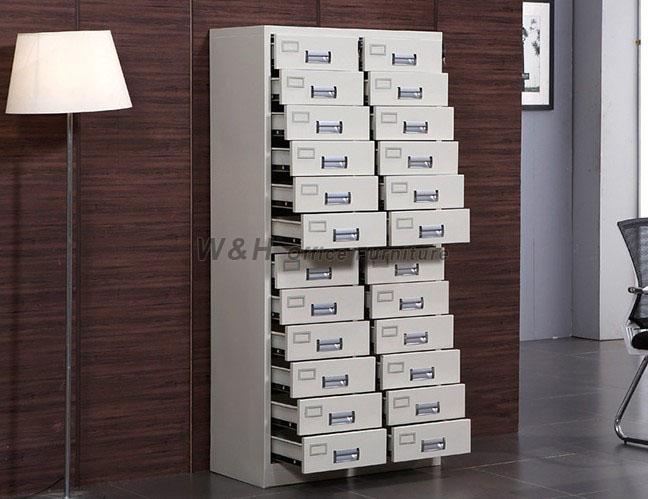 24 drawers multipurpose office file cabinet