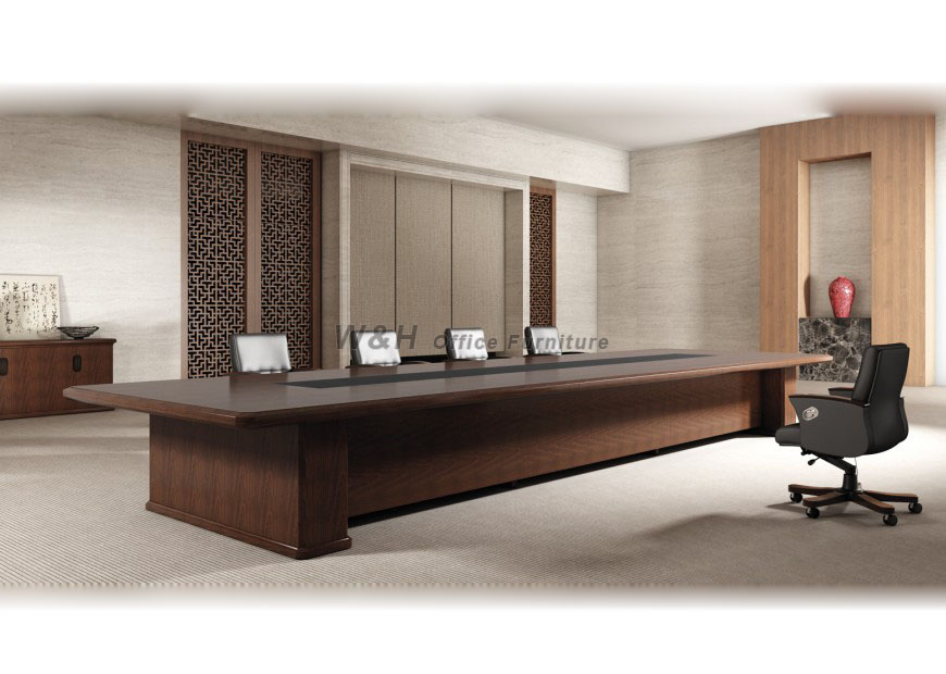 Large luxury series conference table