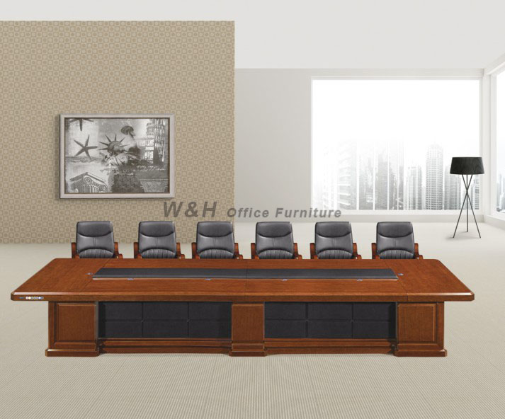 Walnut luxury series conference table