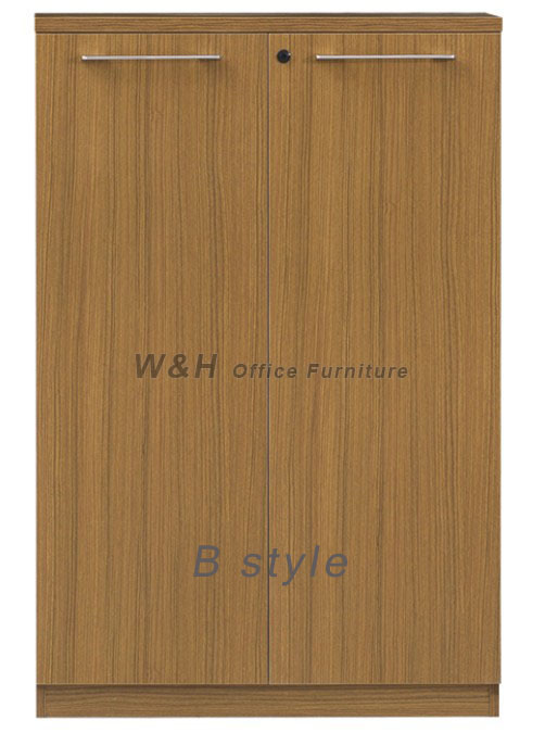 wooden classic office file cabinet