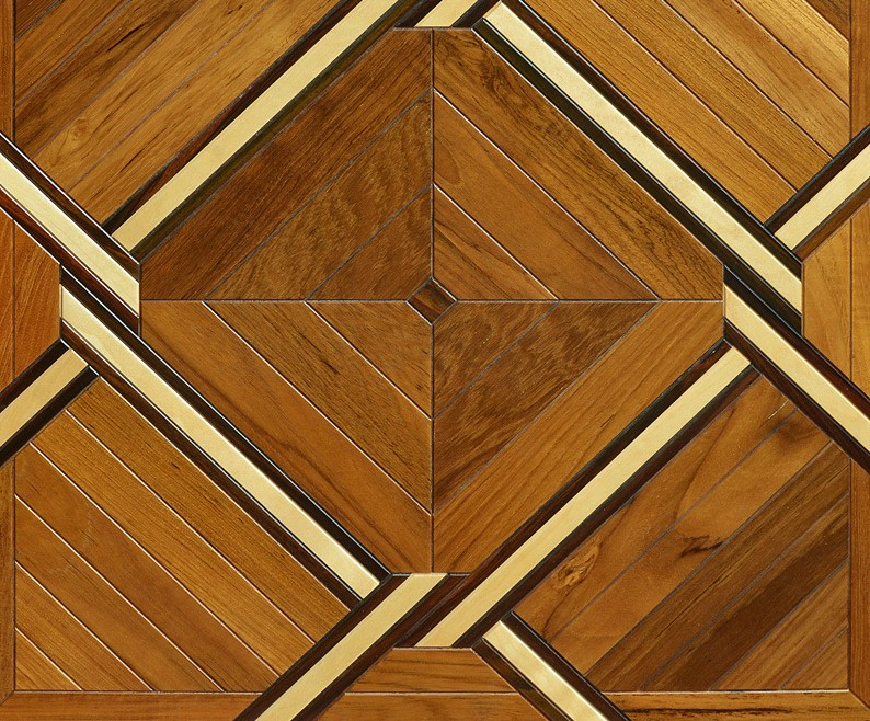 15mm Teak multilayer hardwood flooring